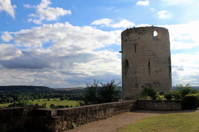 Forteresse Royale de Chinon (Indre-et_Loire / 37). Img_3218