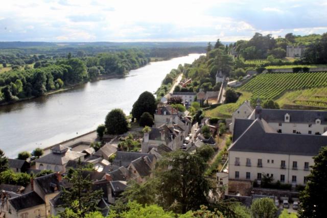 Forteresse Royale de Chinon (Indre-et_Loire / 37). Img_3219