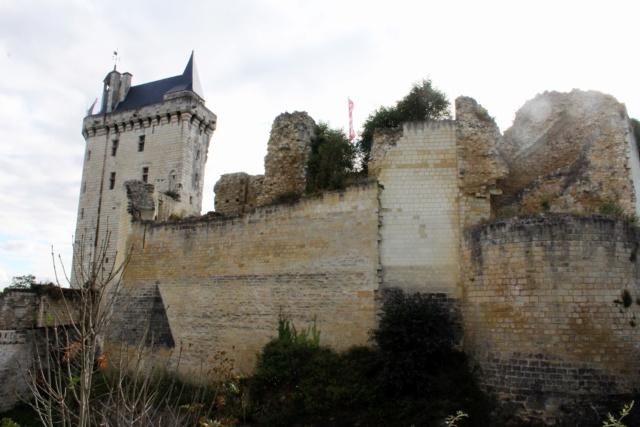 Forteresse Royale de Chinon (Indre-et_Loire / 37). Img_3220