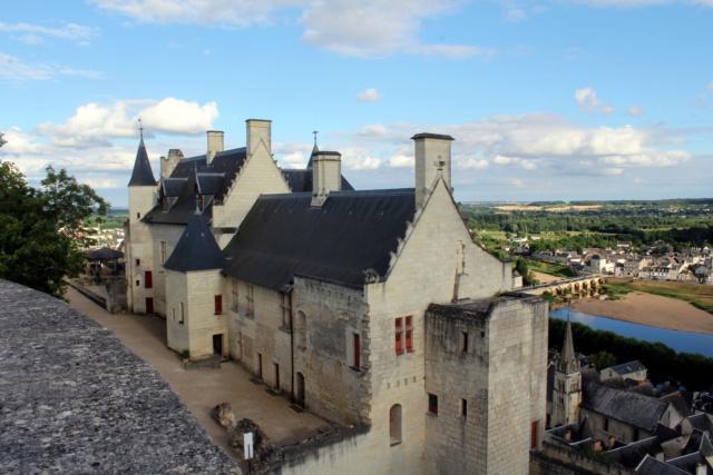 Forteresse Royale de Chinon (Indre-et_Loire / 37). Img_3221