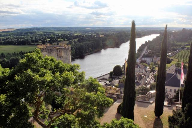 Forteresse Royale de Chinon (Indre-et_Loire / 37). Img_3222