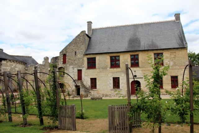 Prieuré de saint-Cosme (Indre-et-Loire / 37). Img_3223