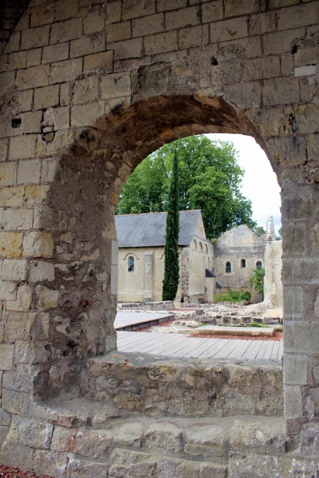 Prieuré de saint-Cosme (Indre-et-Loire / 37). Img_3225