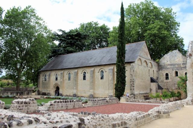 Prieuré de saint-Cosme (Indre-et-Loire / 37). Img_3227