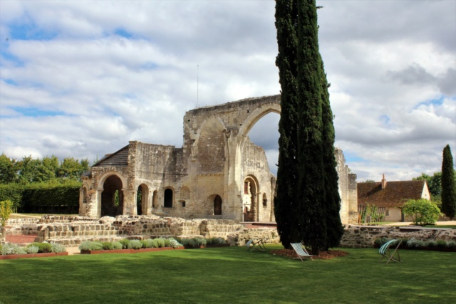 Prieuré de saint-Cosme (Indre-et-Loire / 37). Img_3231