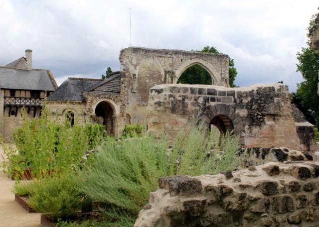 Prieuré de saint-Cosme (Indre-et-Loire / 37). Img_3233