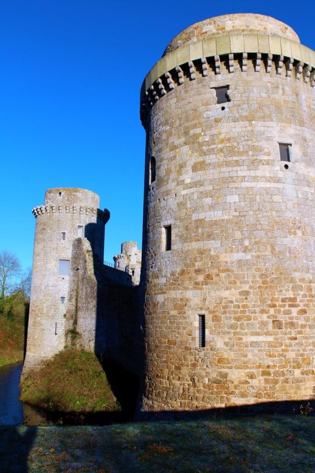 Château de la Hunaudaye / Côtes d'Armor (22). Img_3911