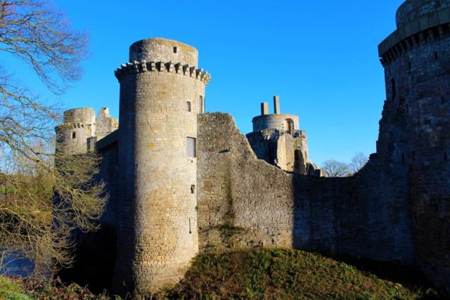 Château de la Hunaudaye / Côtes d'Armor (22). Img_3913