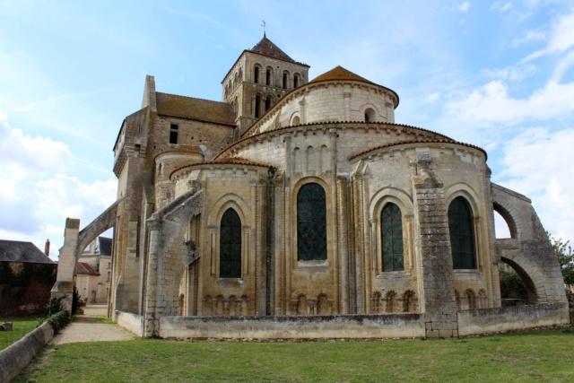 Collégiale de Saint-Jouin-de-Marnes (Deux-Sèvres / 79). Img_5126