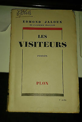 JALOUX Edmond S-l40014