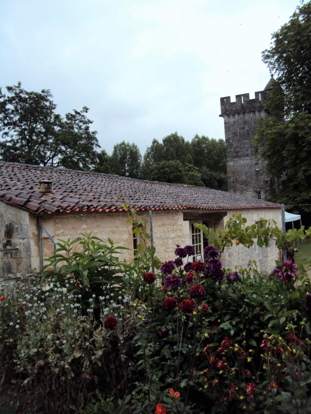 Château de Crazannes (Charente-Maritime / 17). Sainte12