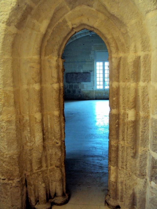Abbaye aux Dames / Saintes (Charente-Maritime / 17). Sainte18