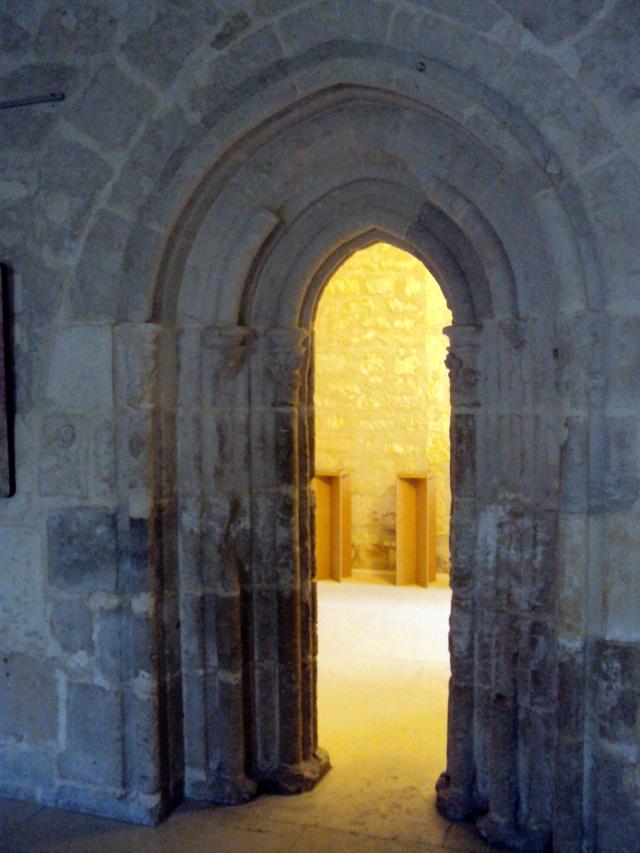 Abbaye aux Dames / Saintes (Charente-Maritime / 17). Sainte19