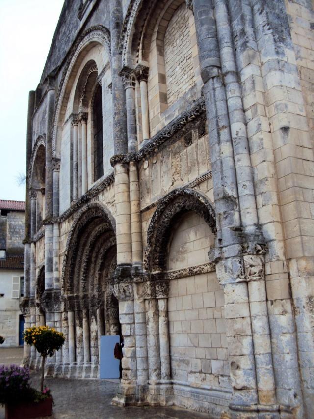 Abbaye aux Dames / Saintes (Charente-Maritime / 17). Sainte20