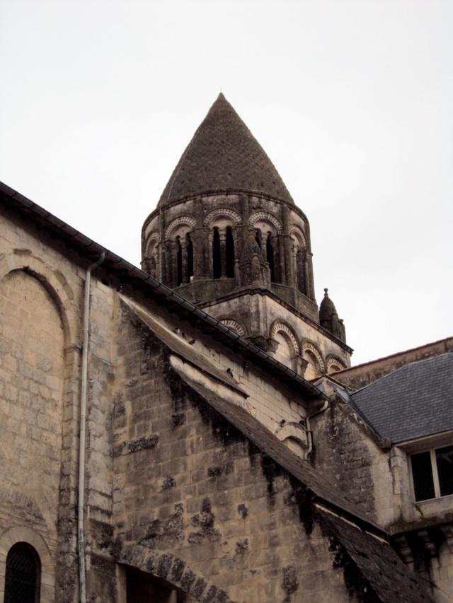 Abbaye aux Dames / Saintes (Charente-Maritime / 17). Sainte21