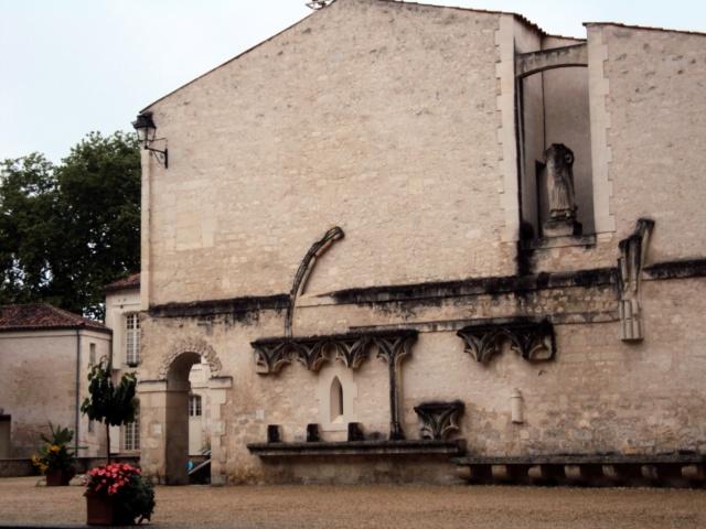Abbaye aux Dames / Saintes (Charente-Maritime / 17). Sainte22