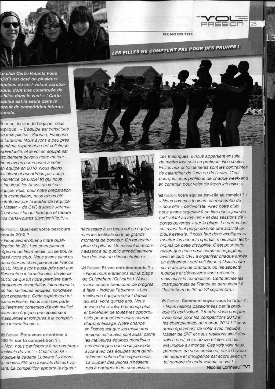 2013 / Vol Libre à Mably: le CV au feminin / Dimanche 8 septembre Volpas11