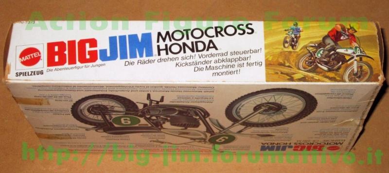 MOTOCROSS HONDA Elsinore CR - 250 M   No. 7373  0310
