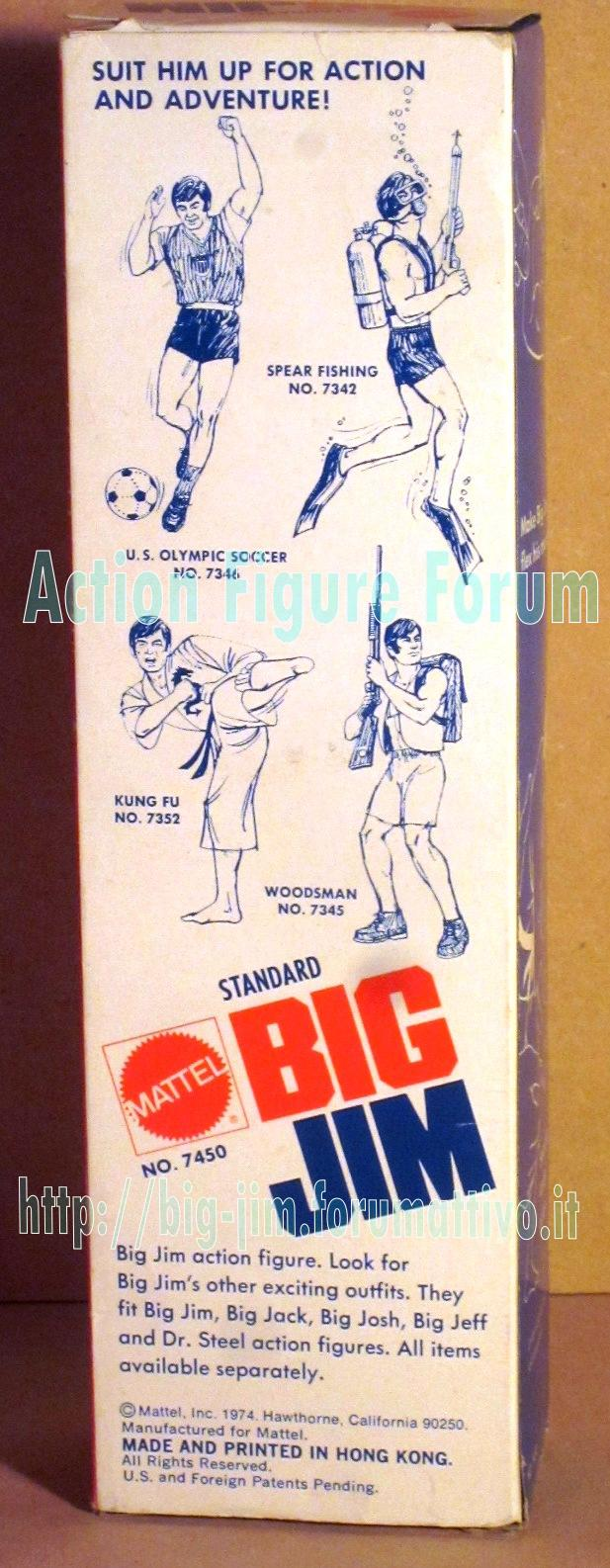 Big Jim STANDARD No. 7450  Cat_ff12