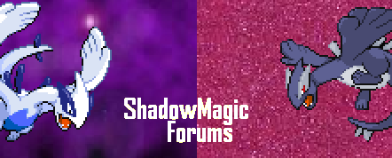 The ShadowMagic Forums