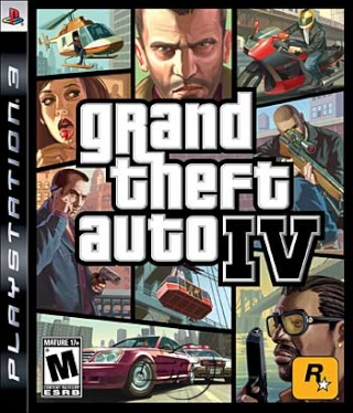Last finished game Gta4-110