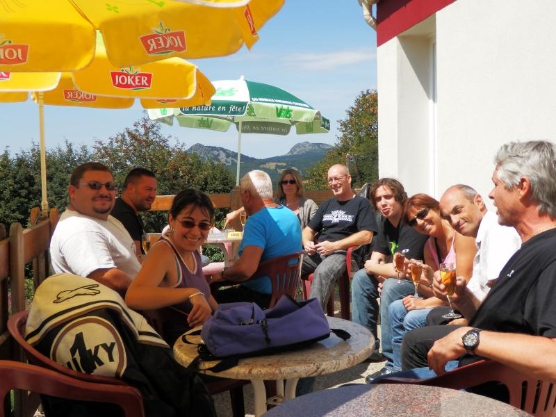Balade en Ardèche 3ème édition 4-5 Aout - Page 2 P8040110