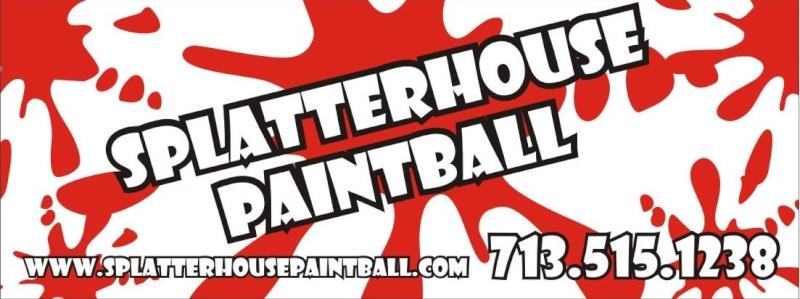 A Little Bit About Splatterhouse Paintball Banner10
