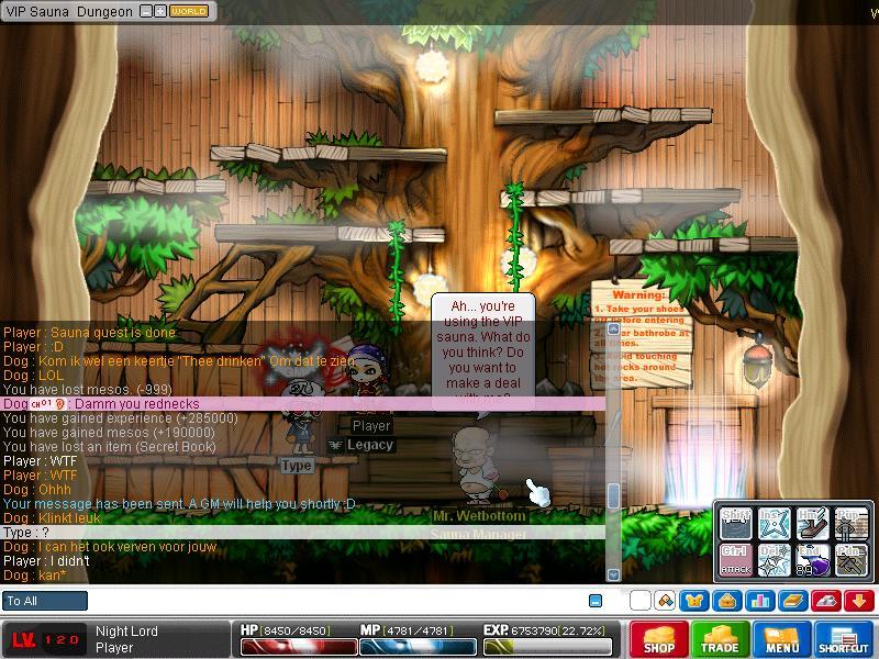 Sauna Robe Quest Maple110