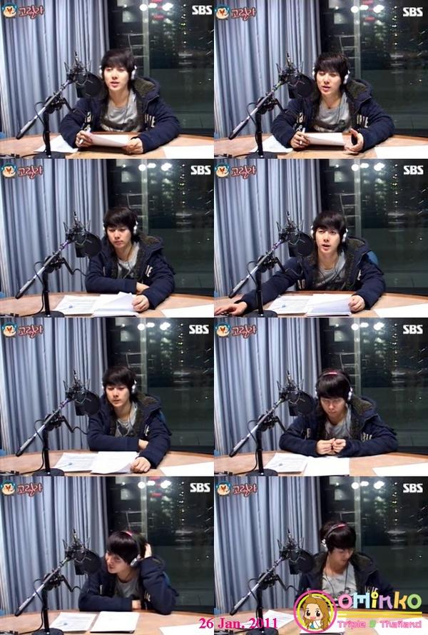 [photos] Hyung Jun at Music High (26-1-2011) 23065910