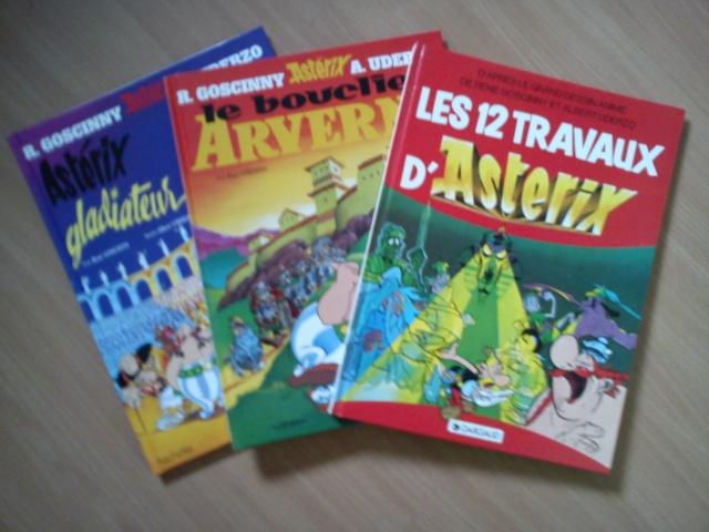 Les nouvelles acquisitions d'Astérix 1988 - Page 2 Dsc00111