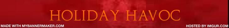 Holliday Havoc! Logo Mybann18