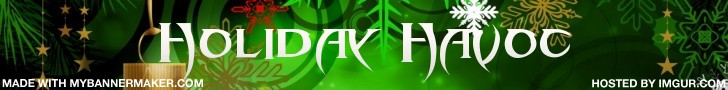 Holliday Havoc! Logo Mybann19