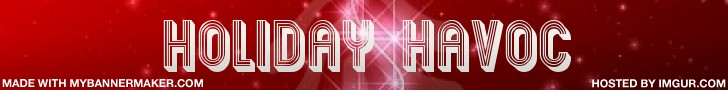 Holliday Havoc! Logo Mybann20