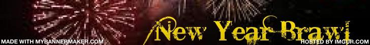 New Year Brawl! Logo Mybann21