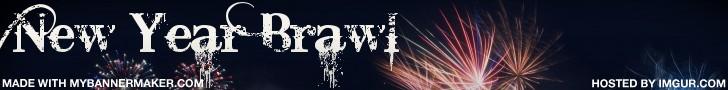 New Year Brawl! Logo Mybann22