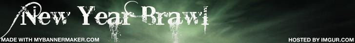 New Year Brawl! Logo Mybann23