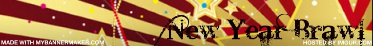 New Year Brawl! Logo Mybann24