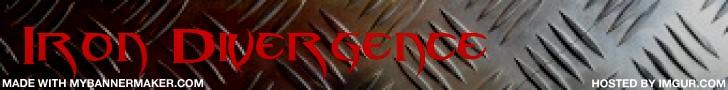 Iron Divergence! Logo Mybann43