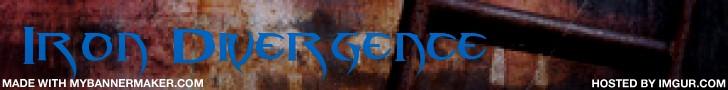 Iron Divergence! Logo Mybann45