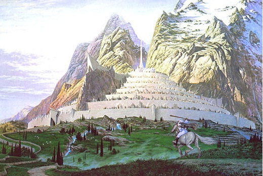 Foro del gremio Minas Tirith