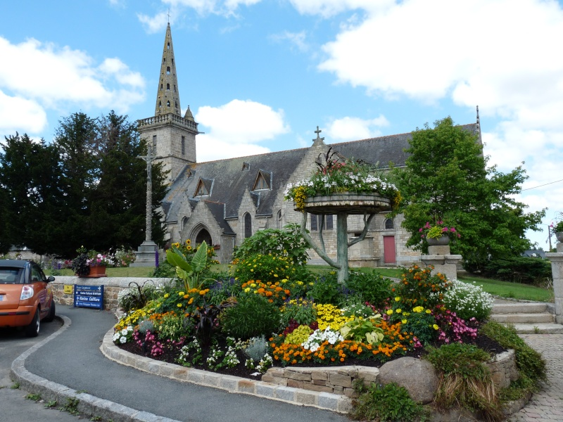 Eglise Notre-Dame, Pommerit-Le-Vicomte ( Côtes d'Armor ) P1070011