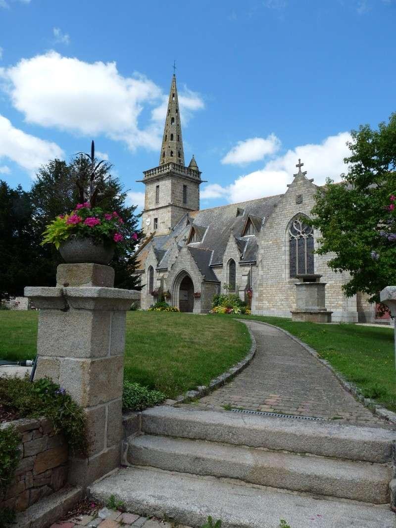 Eglise Notre-Dame, Pommerit-Le-Vicomte ( Côtes d'Armor ) P1070013