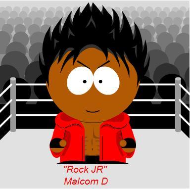 Malcom D Rock10