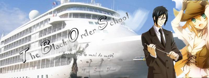 The Black Order school
