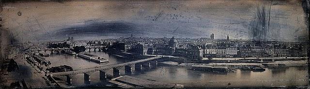 La plus ancienne photo de Paris Marten10