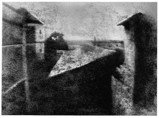 La plus ancienne photo de Paris Niepce10
