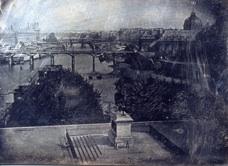 La plus ancienne photo de Paris Pontne10