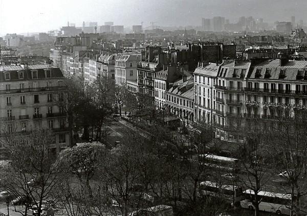 La plus ancienne photo de Paris R11310