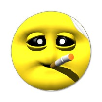 Maudite cigarette Smiley10