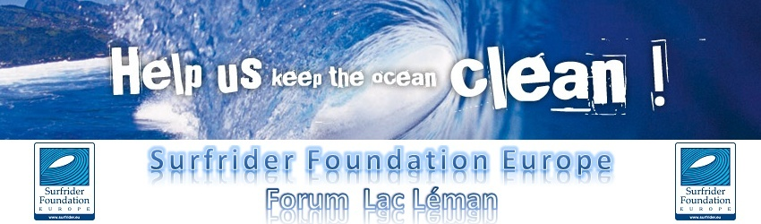 Forum Surfrider Lac Léman